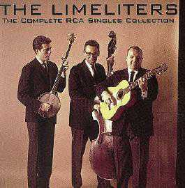 CD Album Cover for The Complete RCA Singles Collection by the Limeliters