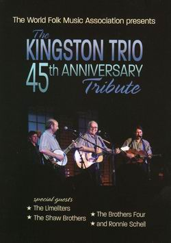 Kingston Trio 45th Anniversary Tribute Video